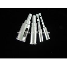 Vacuum Brazed diamond finger bits