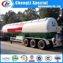 40m3 LPG Tank Semi Trailer 40cbm LPG Transport Trailer