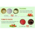 Бренд Джино 830 г консервированной томатной пасты высокого качества