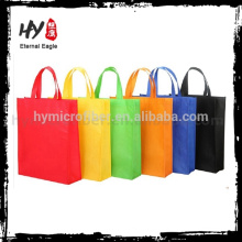 Machine made ecology high quality non woven bag