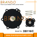 DB 116 / C DB116 / C DB116 Mecair Type Diaphragm Kit