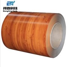 1060 Farbe Beschichtung Aluminium Baustoff Holzmaserung Farbe beschichtet lackiert Aluminium Spule