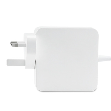 Chargeur de rechange PD 61W type C pour MacBook UK Plug