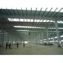Fábrica prefabricada / taller de la estructura de acero (SS-54)