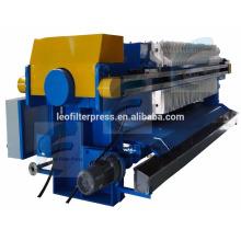 Filtro de membrana, sistema de máquina de Pess del filtro de cámara de China Prensa de filtro de Leo, el fabricante de la prensa de filtro en China