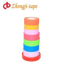 Colorful pvc flagging warning tape