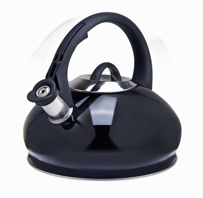 Black Ketlte Tea Kettle Fh 463