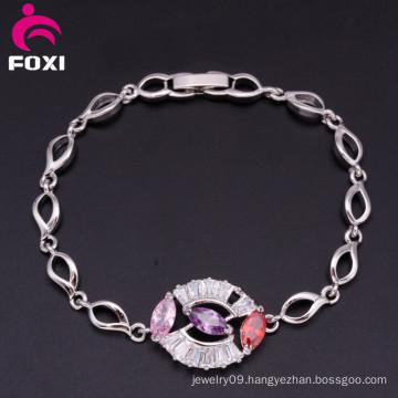 Wholesale Fashion Gemstone Magnetic Bracelets