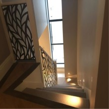 Laser Cut Balustrade Panel