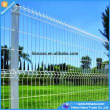 Electic galvanizó la cerca de malla de alambre soldada / los paneles de la cerca del precio de fábrica para la venta