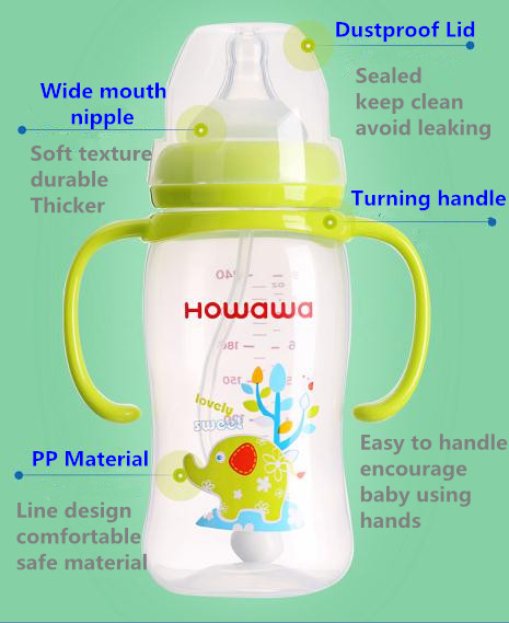 Baby PP Nursing Bottle