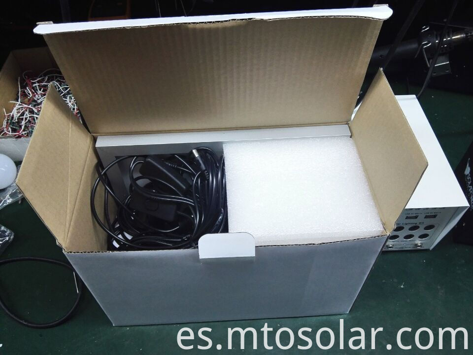 Led Mini Solar Light Kits