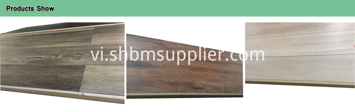 Wooden Grain Decoration Veneering Panel 12mm MgO Board