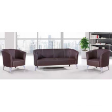 New design modern simple leather office sofa