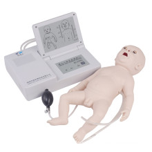 Медицинский медсестер Advanced Infant CPR Training Первая помощь Маникин
