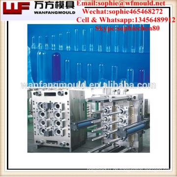 330ML, 500ML, 600ML, 750ML 48cavity pet preform form für wasserflasche vorform spritzgussform