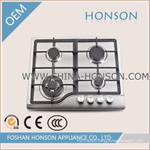 Portable Installation Cast Iron 4 Gas Burner /Gas Stove