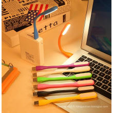 Ordinateur flexible USB LED Light Portable LED Lamp