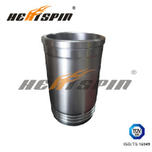 Cylinder Liner/Sleeve 6D15 Wet Cylinder Liner 6 Cyliner Model