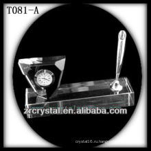 Замечательный K9 Кристалл Часы T081-А