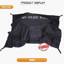 Militärische Anti-Explosiv-Decke, die in öffentlichen Plätzen verwendet werden könnte