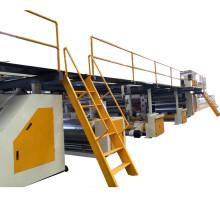 WJ100 3 Ply Corrugated carton production line cardboard making line