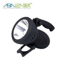 1W luz recargable del punto del LED