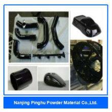 Черные химические промышленные порошковые покрытия