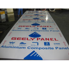 Panneau composite en aluminium, ACP, Acm