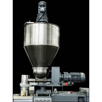 Production de granulateur de machine de granulation en plastique PVC
