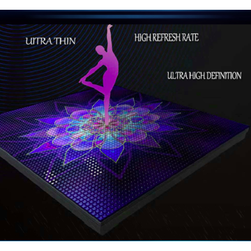 P8.9 LED Dance Floor Display