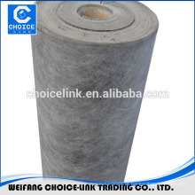 PP membrana impermeável composta para telha de assoalho