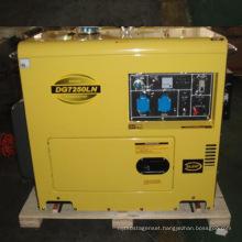 50/60Hz Silent Diesel Generator Set with 14HP Diesel Engine