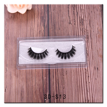 Private Label Kustom Kemasan 3D Mink False Eyelashes