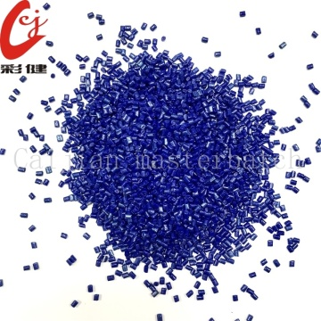 Dark Blue Spray - Masterbatch Granules gratis