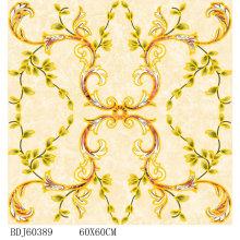 Azulejo de assoalho de porcelana de tamanho grande de piso interno com 1200X1200mm (BDJ60389)