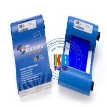 Résine bleu zèbre p120i p110i p310i p.330i zèbre ruban de transfert thermique pour imprimante