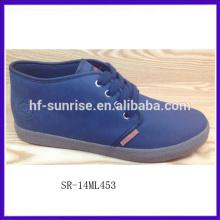 Los zapatos ocasionales ocasionales de los hombres de la manera del nuevo modelo calzan los zapatos ocasionales baratos