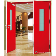 Конкурентная противопожарная дверь (WX-FPS-101)