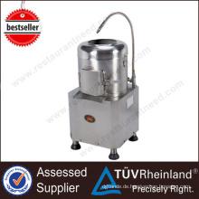Automatische Kartoffel-Schäler-Maschine der Küchen-Ausrüstungs-8kg automatische