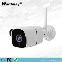 Wifi Nirkabel 2.0MP IR Keamanan Bullet IP Camera