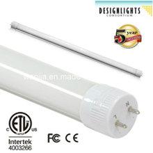 Светодиодная лампа высокой освещенности T8 для внутреннего освещения