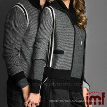 Women Wide Sleeve Zipper Cashmere Cardigan Sweater