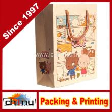 Shopping Gift Paper Bag (3227)