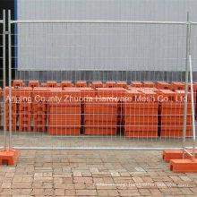 Australia New Zealand Amazon Ebay 2.1X2.4m Portable Temporary Fence for Construction Sites