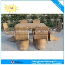 Unique design garden hotel dining furniture (2072)