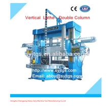 Tour double colonne verticale à vendre en stock offert par China large Vertical Lathe manufacture