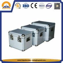 3 en 1 aluminio caja de herramienta Metal cerraduras