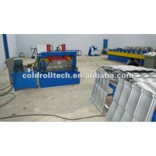 YX24-200-1000 farbige Glasur Dachziegelformmaschine
