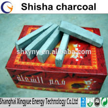 Briquette different size shisha charcoal, charcoal for hookah
